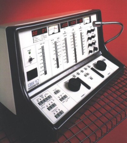 GSI 10 Clinical Audiometer